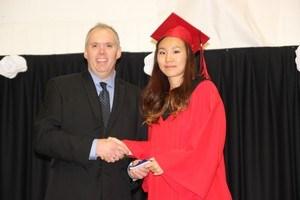 graduate at GLH