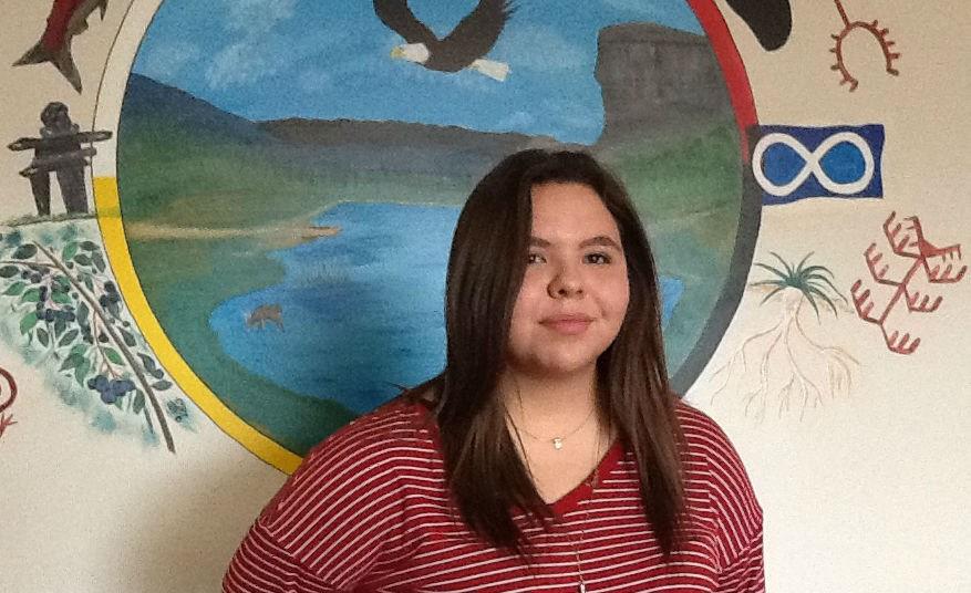 Aboriginal Teen